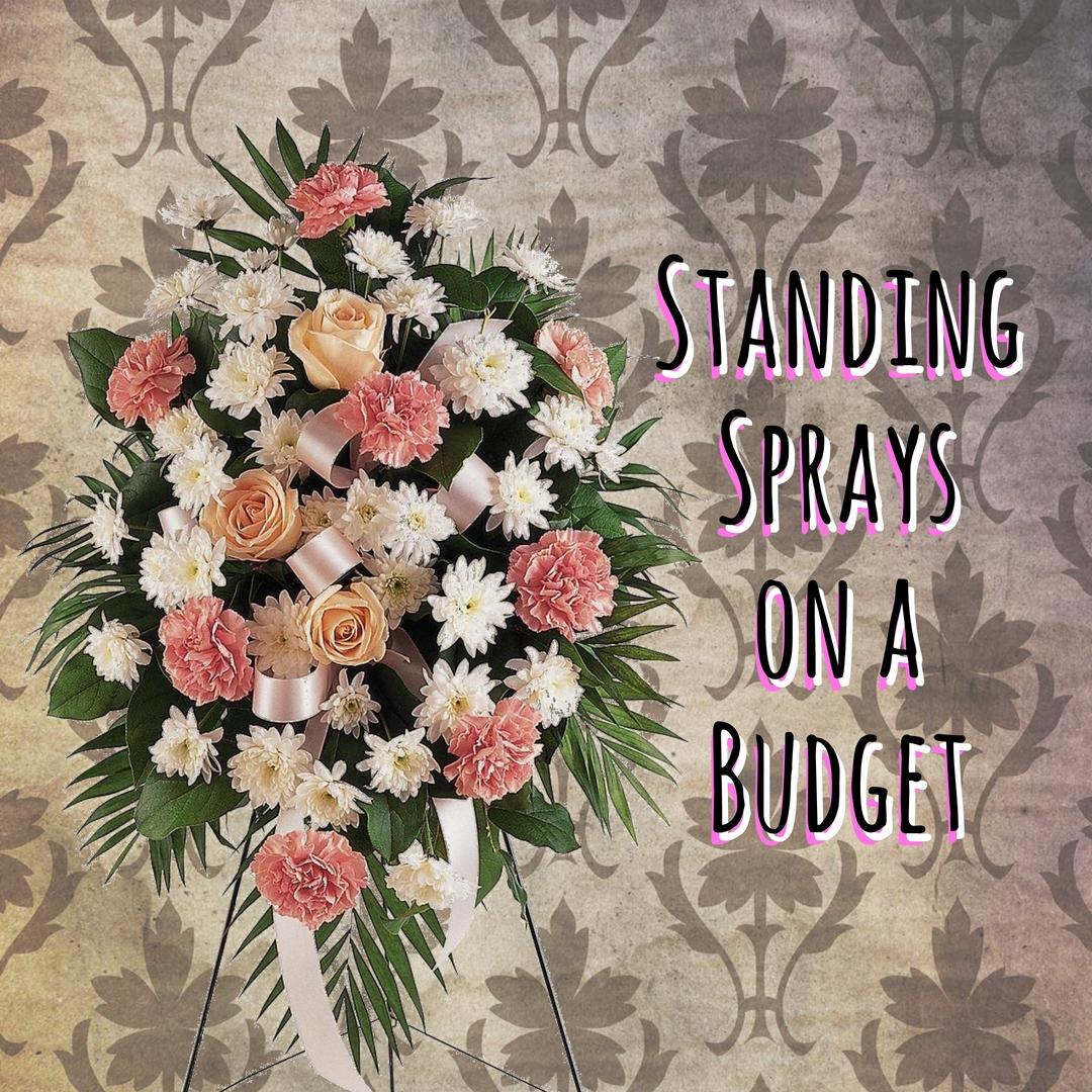 Inexpensive Funeral Flowers Can Still Be Beautiful Enchanted Florist Pasadena