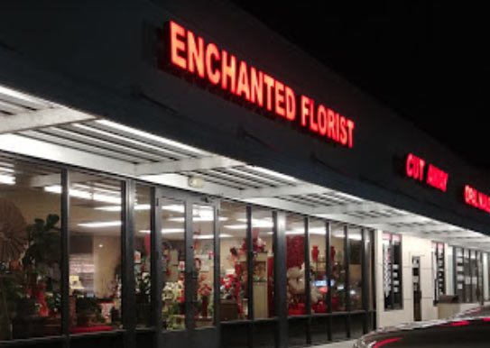 Enchanted Florist Store