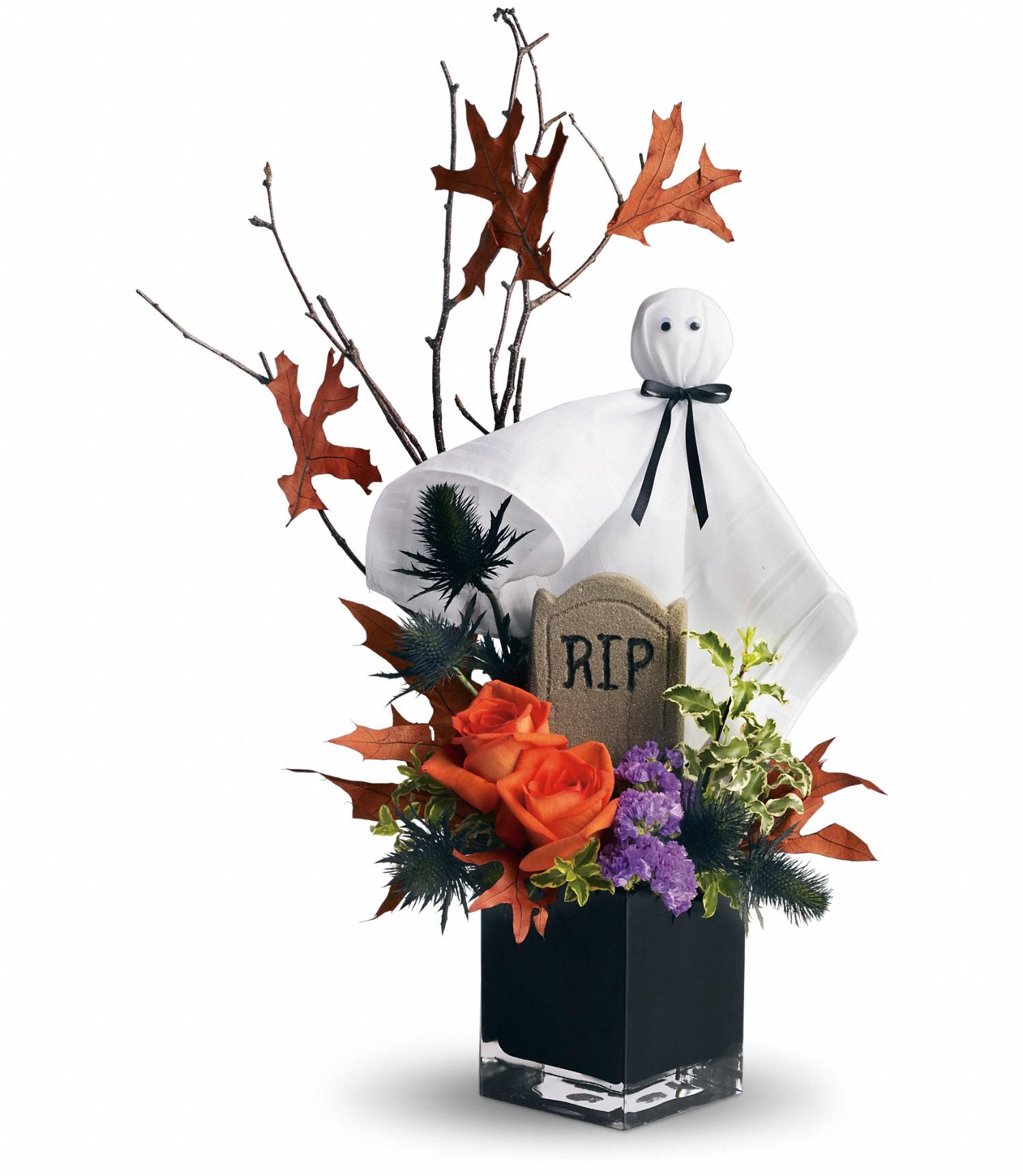 Halloween Bouquets From Your Favorite Florist In Pasadena Texas Enchanted Florist Pasadena